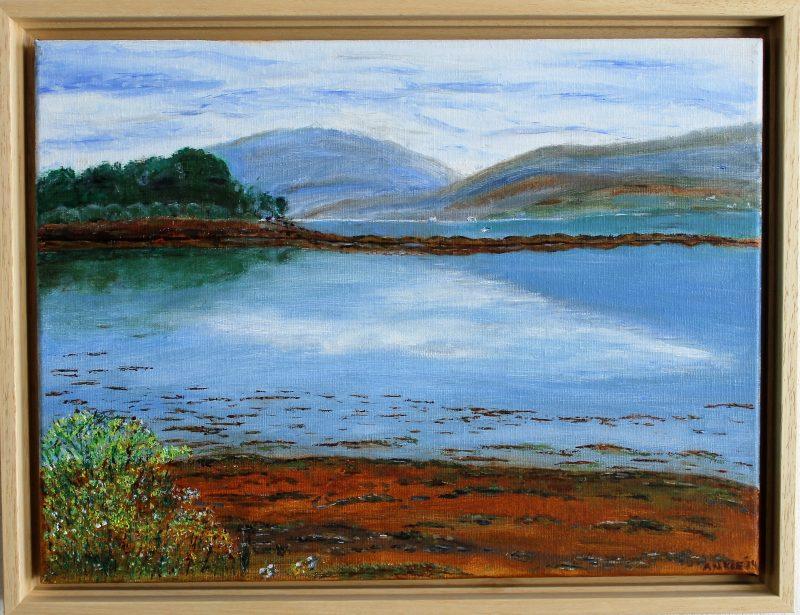 Loch in Schotland